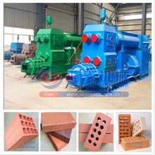 Advanced German technology vacuum red clay brick making machine