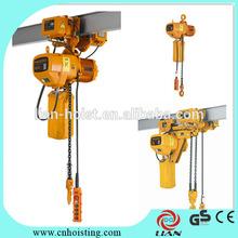 lifting machine electric chain hoist for sale