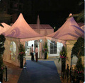 outdoor tensile membrane structure party tent