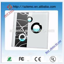 Z-wave Wireless Remote Control Light Smart 2 Way Switch 220v