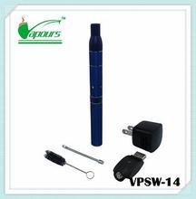 china alibaba factory dry herb vaporizer,dry herb wax atomizer,dry herb exgo w3