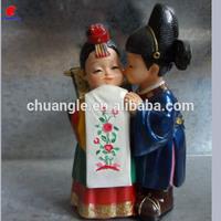 Couples Action Figure, Couples Statues , Couples Sculpture