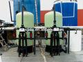 de alta velocidad de flujo de agua suavizante de eliminar el calcio de tratamiento de agua de la planta