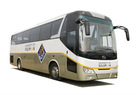 0 Emission HengNeng 11m new electric tourist and intercity bus FDG6110EV3 hot for sale