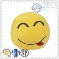 venta caliente nuevo diseño de la felpa almohada para la promoción de la felpa emoji almohadas