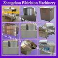 Usado máquina de descascar batata / batatas fritas máquina fritadeira / banana chips slicer