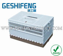Newly Plastic Transport cage for pigeon,hot sell poultry transport cage