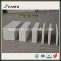 Aac ventilado esterilizado bloco de concreto