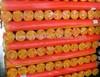 155gsm double orange PE tarpaulin roll for Pakistan