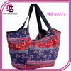 2015 latest vintage indian style big size fashion tote bag