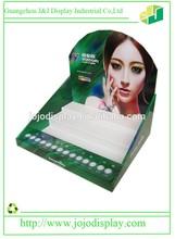 green display stands nail polish rack