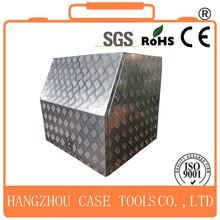 aluminum heavy-duty truck tool box