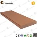 China de madera proveedor reciclado de plástico tablón