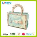 Bestsale popolare borsa, bella messenger bag, nuovo stile colorato pu borsa per le ragazze le donne