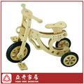 الخيزران الأطفال دراجة ثلاثية العجلات