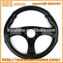 Dry Carbon Fiber Steering Wheel for Racing Car