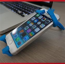 2014 Latest New Hot Man Funny Cell Phone Holder for Desk