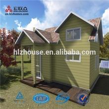 Modern Light Steel Prefabricated Villa