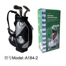 golf pen holder,golf accessory,golf gift set