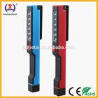 popular auto 6+1 smd HX-3988 pocket clip led penlight led flashlight