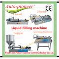 vaselina de relleno del pistón de llenado de líquido de la máquina