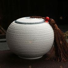 promotion wholesale fashion ceramic tea canister porcelain mason cookie jar glass maon candy jar