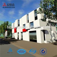 Economic Light Steel Modular Prefab Houses
