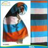 2015 wholesale big striped scarf