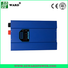 Residential alternative energy 12v 220v inverter with solar charge controller battery