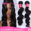 GuangZhou Shine Hair New Arrival Beautiful hair,100 human hair weave,virgin peruvian hair extension loose wave