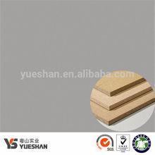 18mm E0/E1 1830*2440mm melamine faced particle board/chipboard