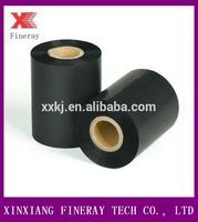110mmx300m thermal transfer wax ribbon TTR ribbon