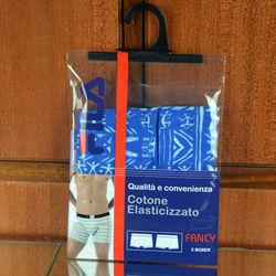 full color printing custom mini ziplock bag with hanger
