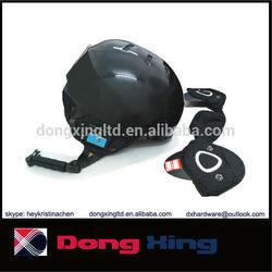 Helmet with headset
