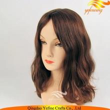 Yefine Wig Blonde Unprocessed Super Fine Kosher Wig European Virgin Hair Jewish Wig