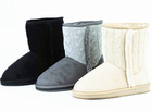 Hot Fashion Womens Lady Winter Warm Snow Boots Shoes