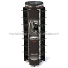 supermarket metal cell phone accessories display stand retail store display stand for mobile accessories