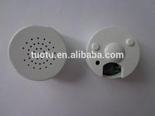 Electric voice recorder