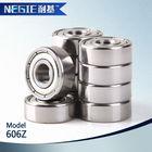 China produce miniature ball bearing 606 ZZ 2RS
