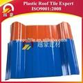 Barato para techos materiales corrugado de PVC de plástico de cubierta