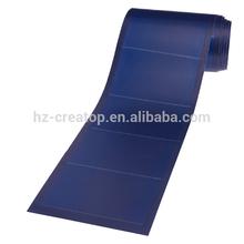 PVL 33W flexible thin film solar panel, amorphous solar panel,amorphous silicon solar panel