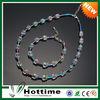 2015 Latest Design Fashion Handmade Crystal Necklace Wholesale
