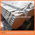 Por inmersión en caliente tubos de acero galvanizado/tubo de tubos de acero del fabricante
