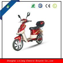 500w wattage and brushless motor front&rear wheel motor bike model 192Z