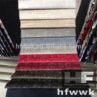 100% polyester embossed fake super soft velvet sofa fabric
