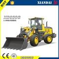 Xd930g 2.8 T de china cargador de la máquina de la construcción de equipo pesado con CE venta pala cargadora de ruedas pagar cargadora de ruedas
