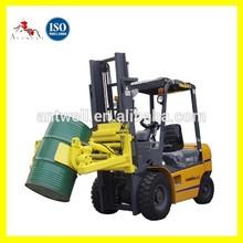 Forklift do tambor braçadeira, oil drum grampos de elevação