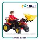 Kids Dumptruck Pedal Car Ride On Pedel Car Children Pedal Dumptruck Toy