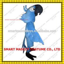 Rio movie parrot mascot costume adult Blu animal cartoon costume Rio movie adult animal cartoon costume