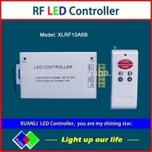 6 keys RF LED controller